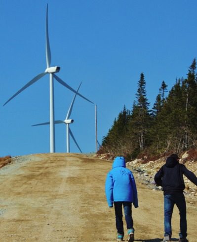 Pals, on a short Hike. St. John's, Newfoundland and Labrador Canada