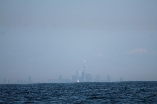 Toronto skyline Hamilton, Ontario Canada