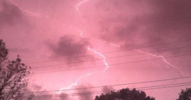 Wild Storm All Night Sault Ste. Marie, Ontario Canada