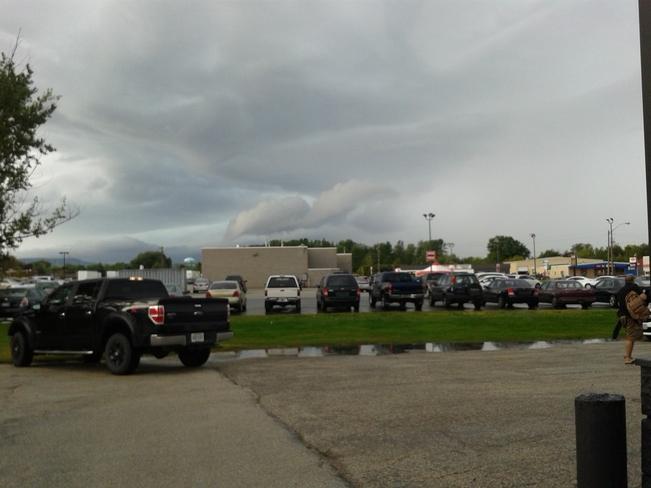 Monday Storms Collingwood, Ontario Canada