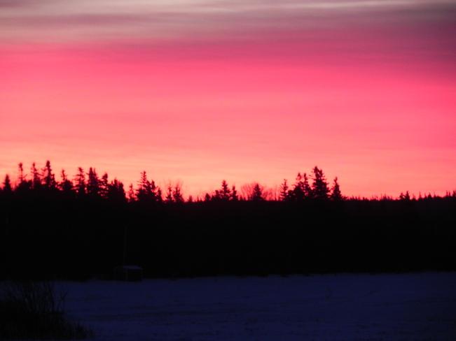 evening beach walk Malpeque, Prince Edward Island Canada