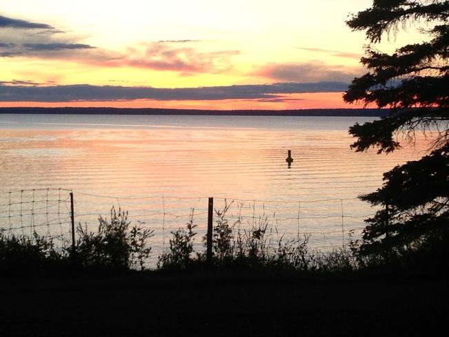 Beautiful Clear Lake Sunset Clear Lake 61A, Manitoba Canada