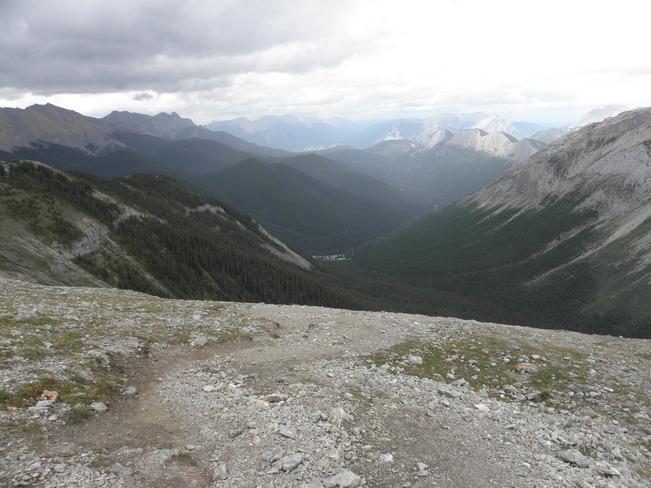 Top of the Skyline Hike Jasper, Alberta Canada