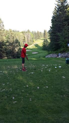 Clear Lake golf Course Dauphin, Manitoba Canada