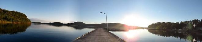 Dock of the Bay Macdiarmid, Ontario Canada
