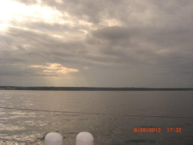 Sky Saint Andrews, New Brunswick Canada