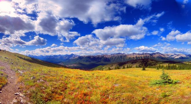 Powderface Ridge - West of Bragg Creek Bragg Creek, Alberta Canada