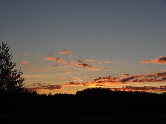 Sunset Bathurst, New Brunswick Canada