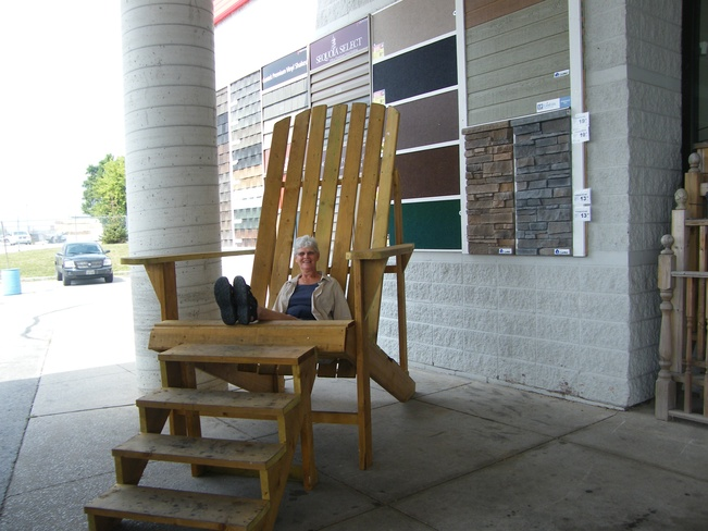 just loungin' Aylmer, Ontario Canada