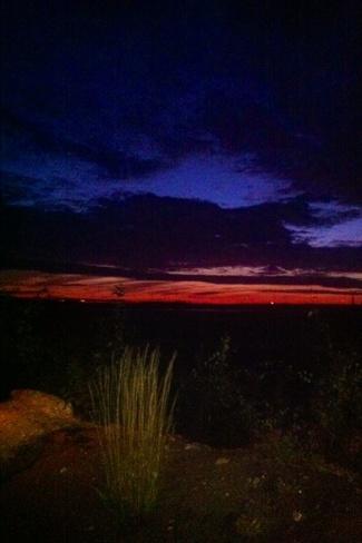 morning sunset Fort McKay 174, Alberta Canada