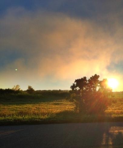 sunrise Wellesley, Ontario Canada