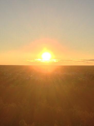 sunlight Thompson, Manitoba Canada