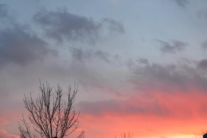 sunset London, Ontario Canada