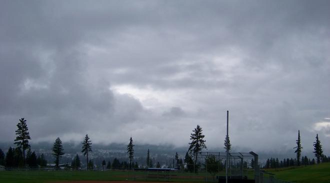 Rained Out!! Cranbrook, British Columbia Canada