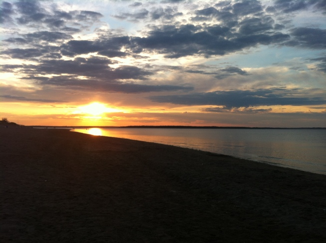 parlee beach Moncton, New Brunswick Canada