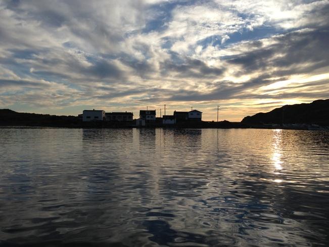 Across Shoal Tickle in Twillingate Twillingate, Newfoundland and Labrador Canada