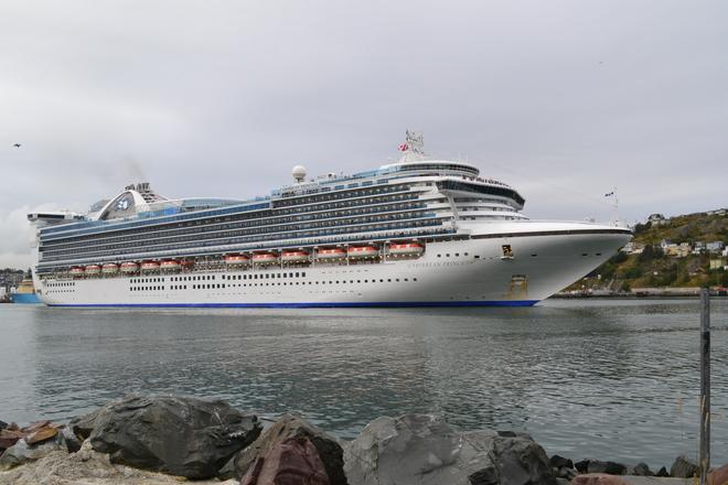 cruise ship St. John's, Newfoundland and Labrador Canada