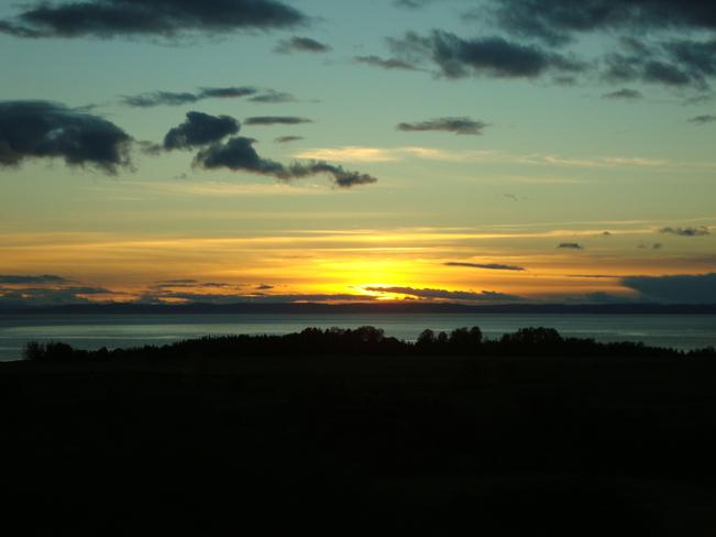 Breathtaking Sunset Richibucto Road, New Brunswick Canada