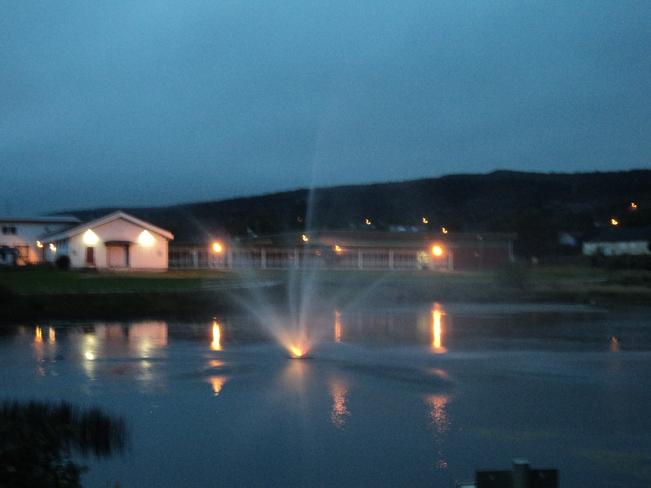 The Spirit of Harbour grace and the SSkyle Carbonear, Newfoundland and Labrador Canada