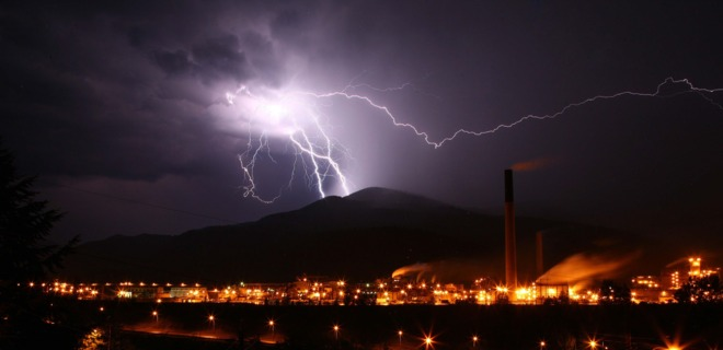 Lightning Trail, British Columbia Canada