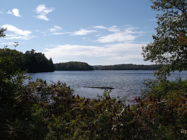 Cutler Lake Massey, Ontario Canada
