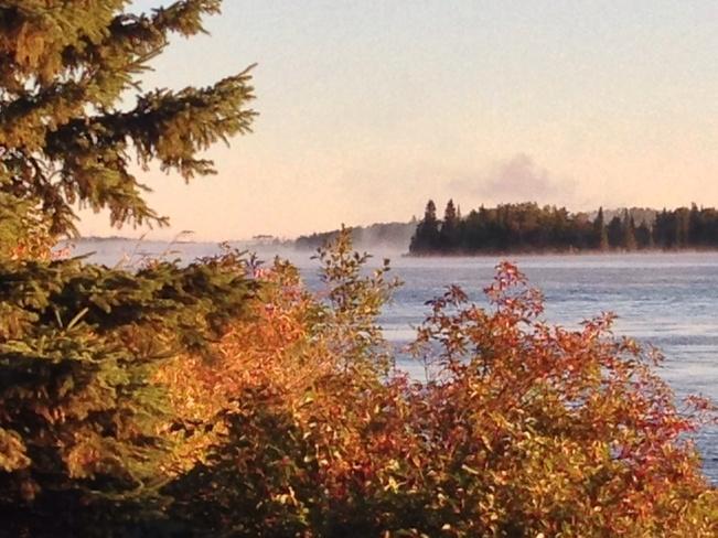 cool fall morning East Kildonan - Transcona, Manitoba Canada
