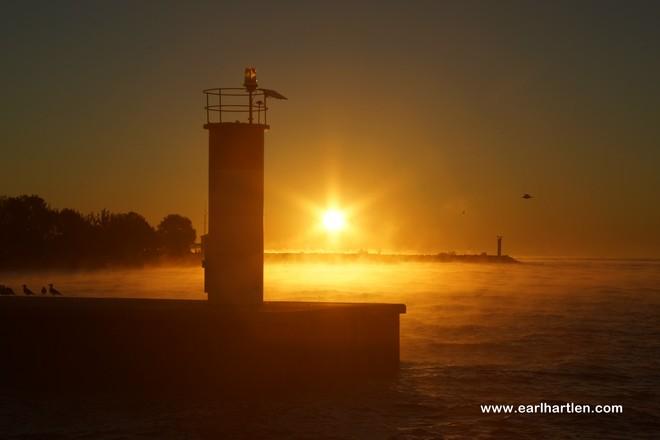 Cool Mornings Port Dover, Ontario Canada