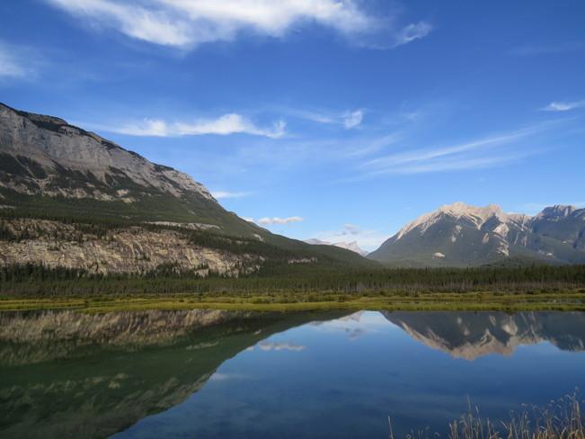mirage Jasper, Alberta Canada