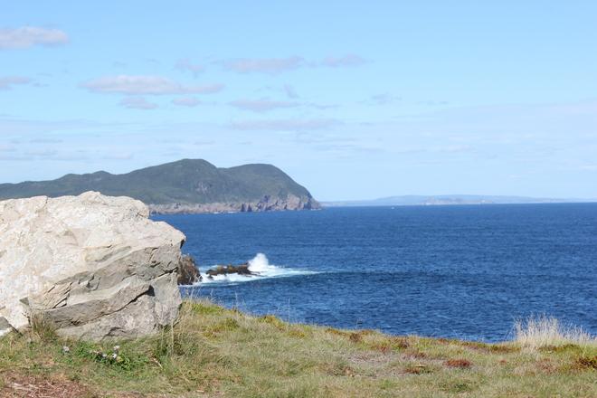 ocean view Ferryland, Newfoundland and Labrador Canada