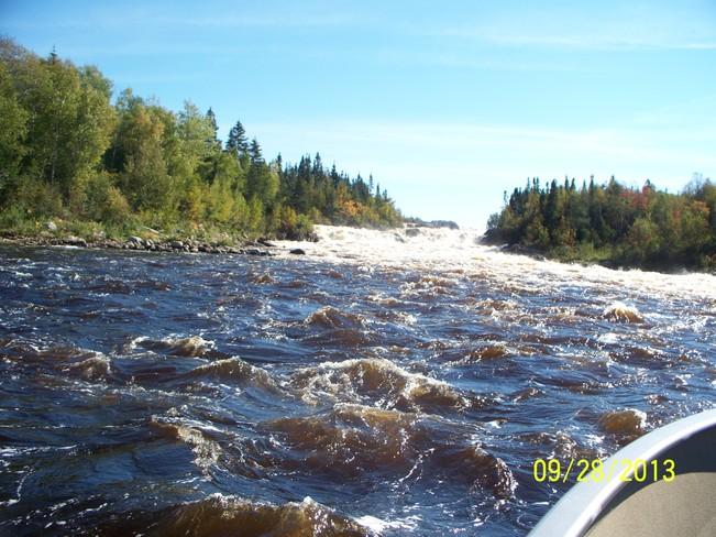 Great Rattling Brook Bishop's Falls, Newfoundland and Labrador Canada