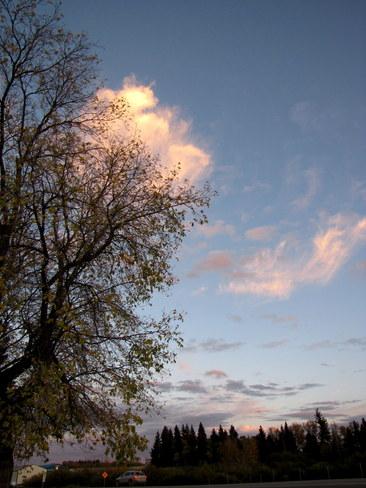 Evening Norquay, Saskatchewan Canada