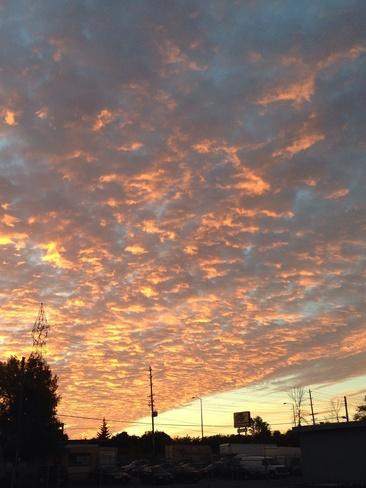 Kool Clouds Ottawa, Ontario Canada