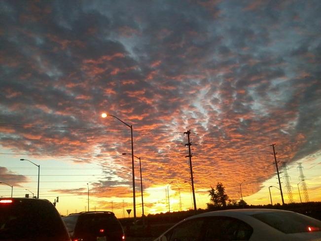 Morninig sky 2 Ottawa, Ontario Canada