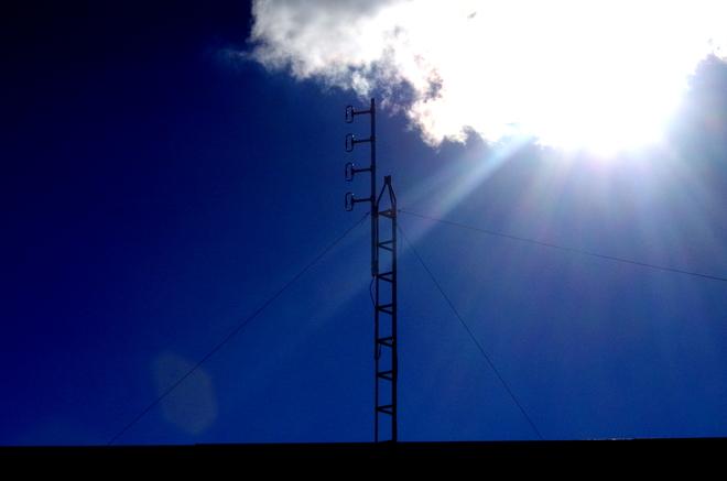 The electromagnetic spectrum Kelowna, British Columbia Canada