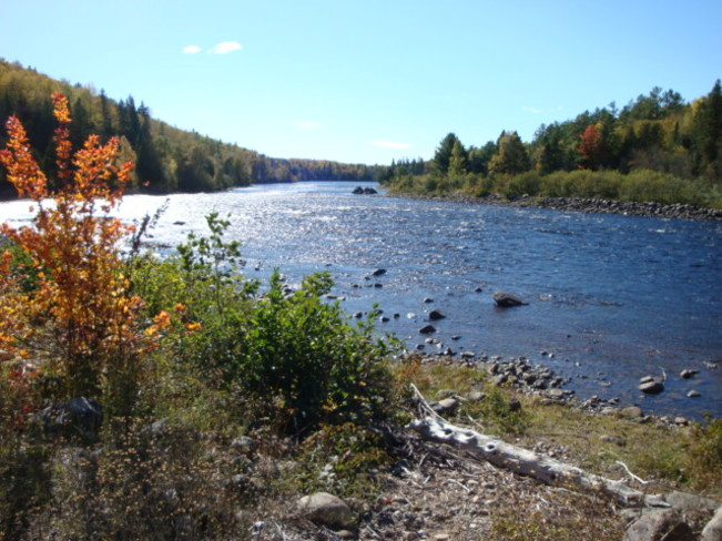 Mississauga RIver Chapleau, Ontario Canada