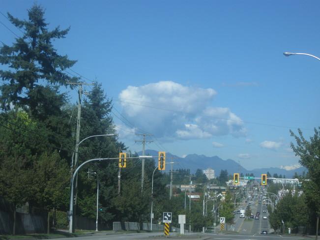 the view Surrey, British Columbia Canada
