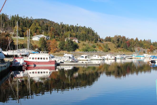 Beautiful Fall Day Corner Brook, Newfoundland and Labrador Canada