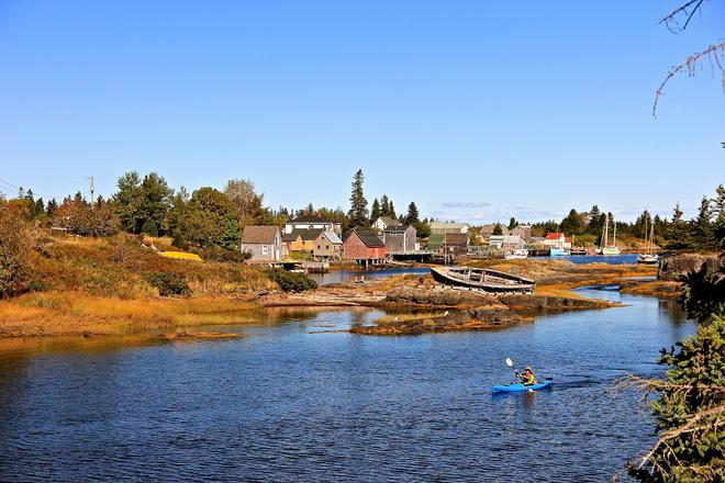 Beautiful Nova Scotia.