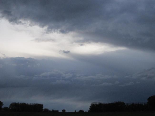 thunderstorms Medicine Hat, Alberta Canada