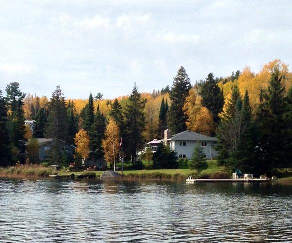 Fall Thunder Bay, Ontario Canada