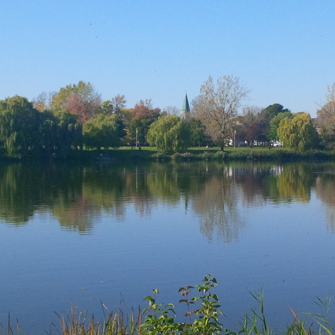 Summer in October LaSalle, Quebec Canada