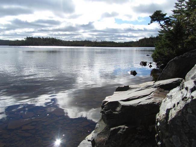 Thanksgiving by the pond Salmonier, Newfoundland and Labrador Canada