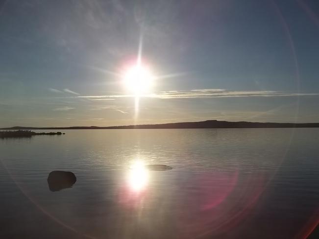 Sunny Afternoon Birchy Bay, Newfoundland and Labrador Canada