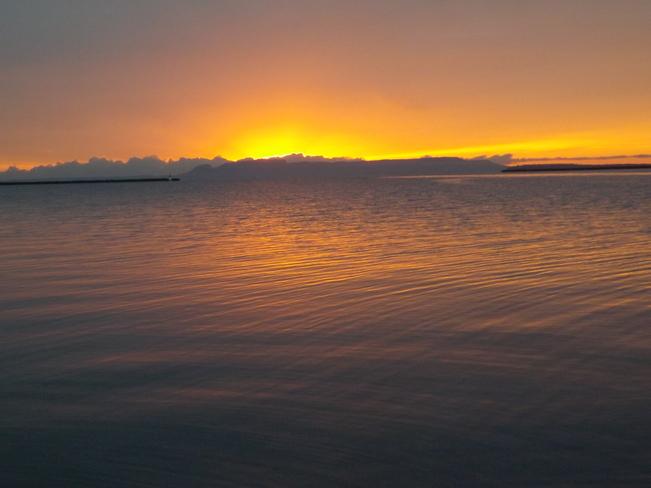 SUNRISE Thunder Bay, Ontario Canada