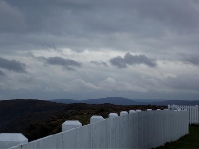 Rain soon be here... St. John's, Newfoundland and Labrador Canada