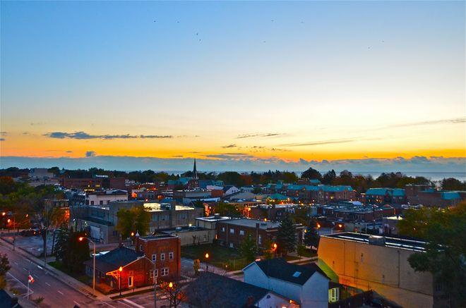 Sunrise Oakville, Ontario Canada