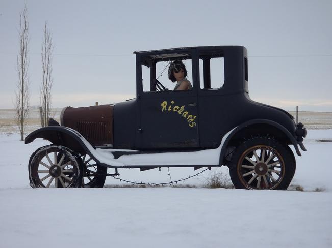 Time for Snow Tires ? Calgary, Alberta Canada