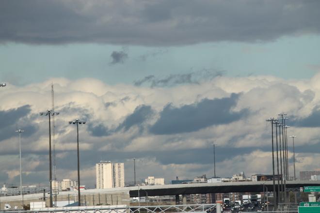 Clouds Toronto, Ontario Canada
