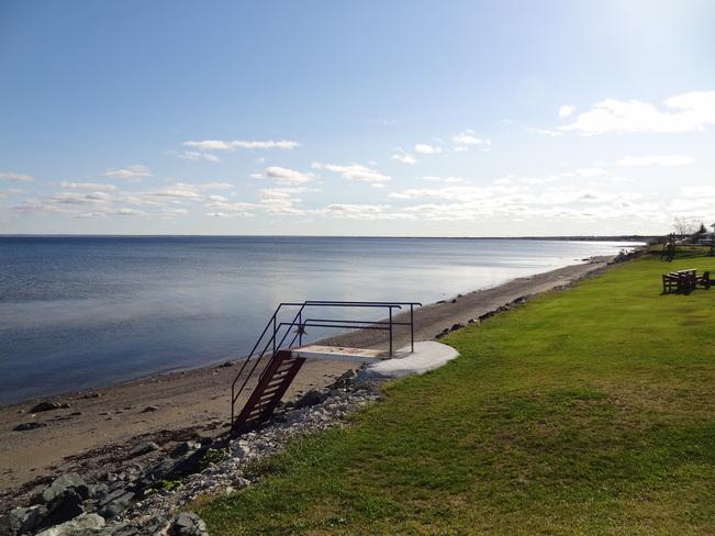 Bay of Chaleur Beresford, New Brunswick Canada