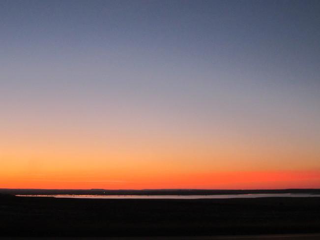 Beautifully COLD!! Maple Creek, Saskatchewan Canada